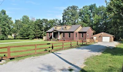 Russell Springs Single Family Home For Sale: 245 Hart Ln