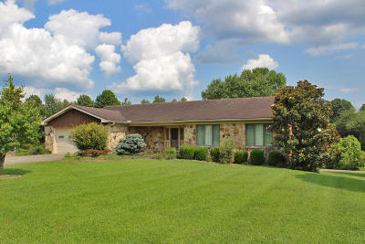 Somerset Single Family Home For Sale: 2000 Parkland Drive