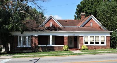 Somerset Multi Family Home For Sale: 300 N Main Street