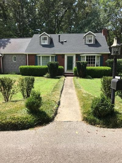 Somerset Single Family Home For Sale: 1 Edgewood Drive