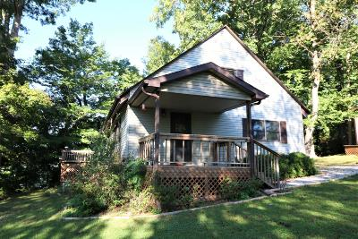Somerset Single Family Home For Sale: 1145 Hideaway Drive