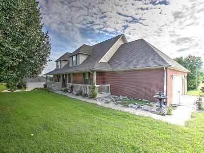 Somerset Single Family Home For Sale: 349 Hidden Loop Drive