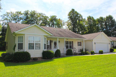 Bronston Single Family Home For Sale: 628 Forest Ridge Circle