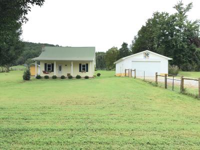 Bronston Single Family Home For Sale: 3631 Ky-790