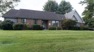 Somerset Single Family Home For Sale: 223 Briarwood Drive