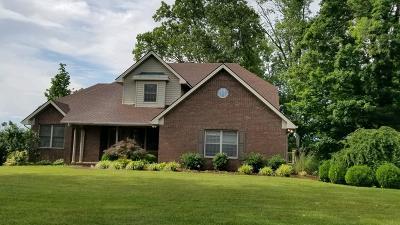Bronston Single Family Home For Sale: 324 Colson Drive