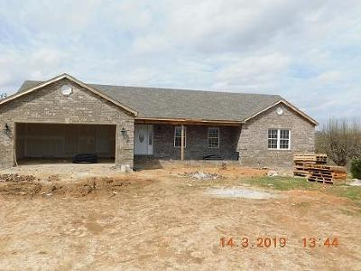 Somerset Single Family Home For Sale: 4160 W Hwy 80