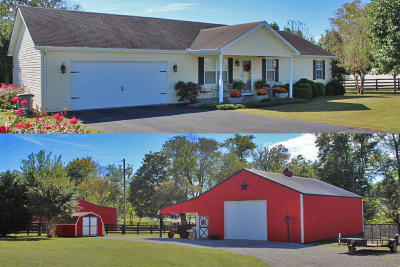 Somerset Single Family Home For Sale: 3157 Ringgold Rd