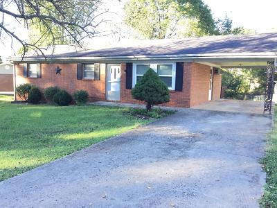 Somerset Single Family Home For Sale: 164 Happy Cir Drive