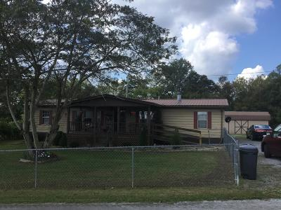 Russell Springs Single Family Home For Sale: 1877 Brown Ridge Rd