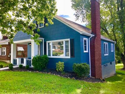 Somerset Single Family Home Active Under Contract: 416 Clements Avenue
