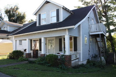 Somerset Single Family Home For Sale: 148 S Central Avenue