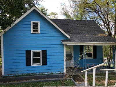 Somerset Single Family Home For Sale: 213 High Street