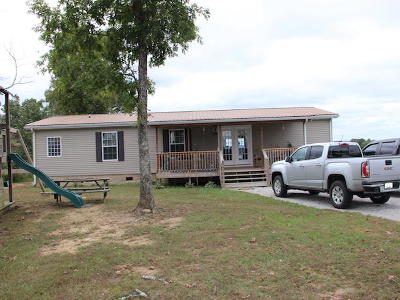 Somerset Single Family Home For Sale: 7910 Public Road