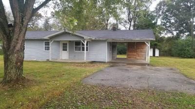 Russell Springs Single Family Home For Sale: 100 Bernard Loop Road