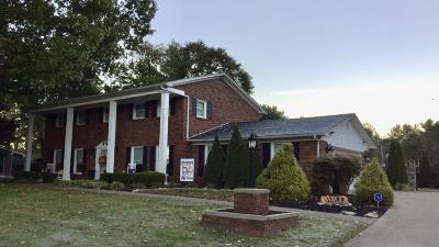 Somerset Single Family Home For Sale: 127 Hillandale Drive