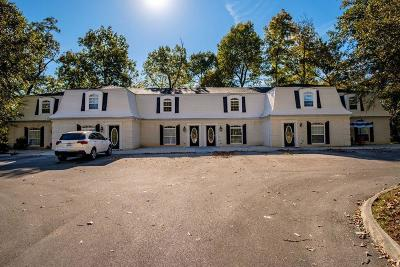 Somerset Multi Family Home For Sale: 340 Fountain Way