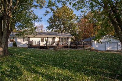 Bronston Single Family Home For Sale: 1280 Jacksboro Road