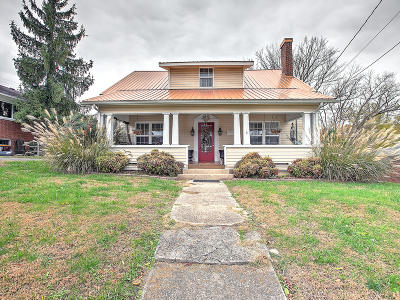 Somerset Single Family Home For Sale: 202 Hawkins Avenue
