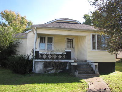 Somerset KY Single Family Home For Sale: $80,000