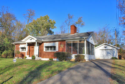 Somerset KY Single Family Home For Sale: $119,900