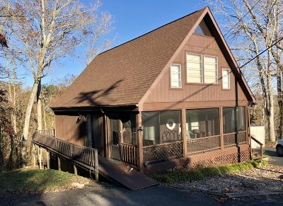 Russell Springs Single Family Home For Sale: 41 Horseshoe Drive
