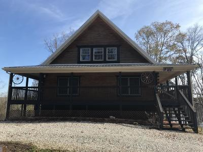 Bronston Single Family Home For Sale: 475 Doc Nichols