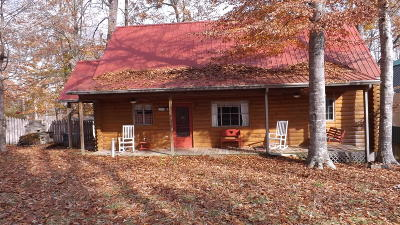 Russell Springs Single Family Home For Sale: 15 Hummingbird Drive