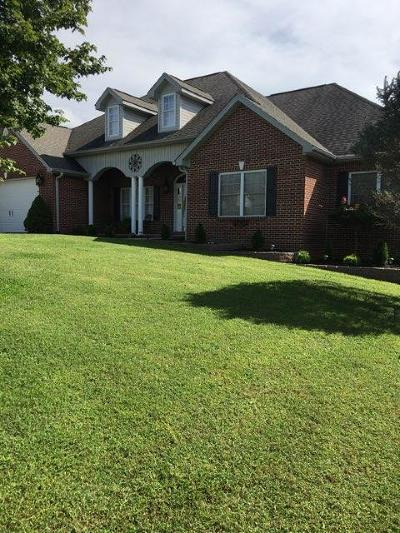Somerset Single Family Home For Sale: 314 Lake Forest Drive