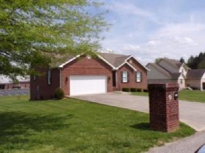 Somerset KY Single Family Home For Sale: $195,000