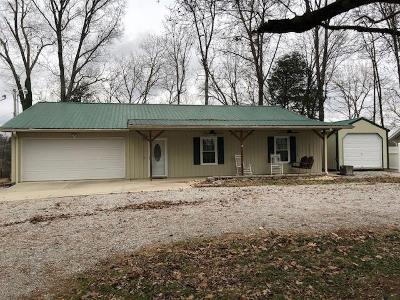 Somerset KY Single Family Home For Sale: $175,500