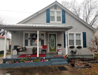 Somerset KY Single Family Home For Sale: $95,000