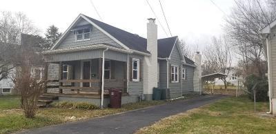 Burnside, Nancy, Somerset Single Family Home For Sale: 106 Hillview Avenue