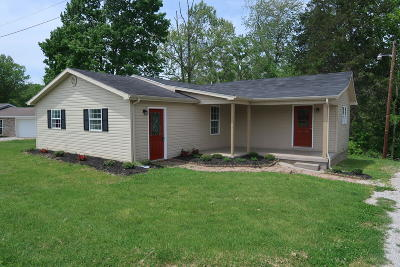 Somerset Single Family Home For Sale: 847 Hwy 3057