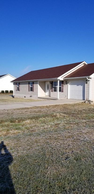 Burnside, Nancy, Somerset Single Family Home For Sale: 5090 E. Hwy 635