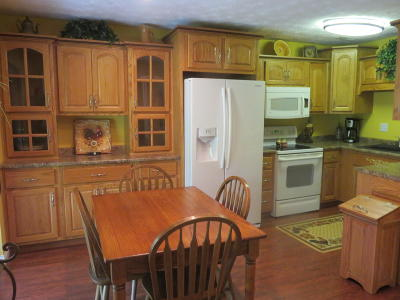 Bronston Condo/Townhouse For Sale: 98-2 Woodson Bend Resort