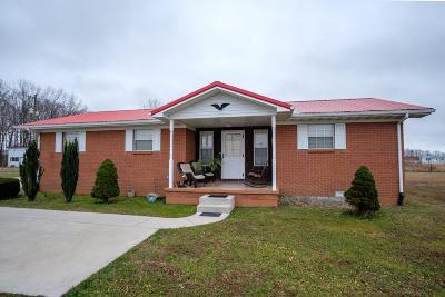 Pulaski County Single Family Home For Sale: 145 Floyd Switch Estesburg Road