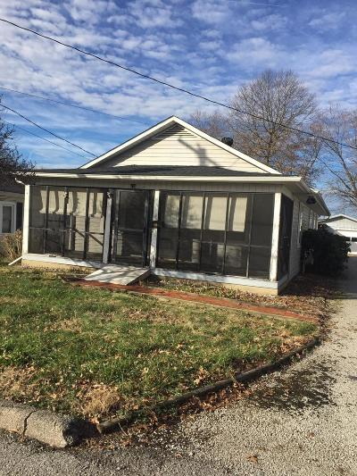 Somerset Single Family Home For Sale: 616 N College Street