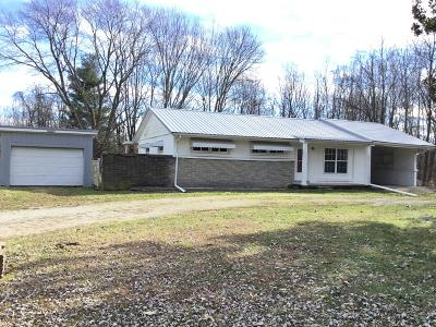 Somerset Single Family Home Active Under Contract: 2180 N Hwy 2227