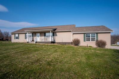 Science Hill Single Family Home For Sale: 670 Bert Ridge Road