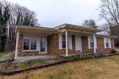Ferguson Single Family Home For Sale: 106 E Trace Street