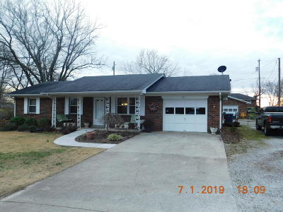 Somerset Single Family Home Active Under Contract: 381 Slate Branch Road