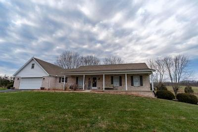 Nancy Single Family Home For Sale: 3960 Hwy 196