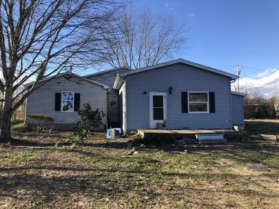 Science Hill Single Family Home Active Under Contract: 2052 Hwy 1676