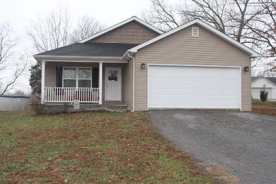 Russell Springs Single Family Home For Sale: 209 Autumn Drive