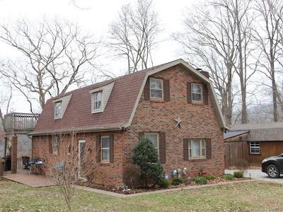 Burnside KY Single Family Home For Sale: $145,000