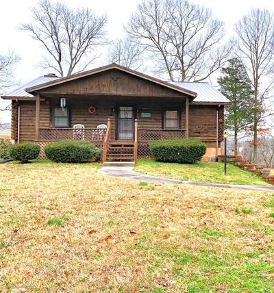Bronston Single Family Home Active Under Contract: 404 Hardwick Road