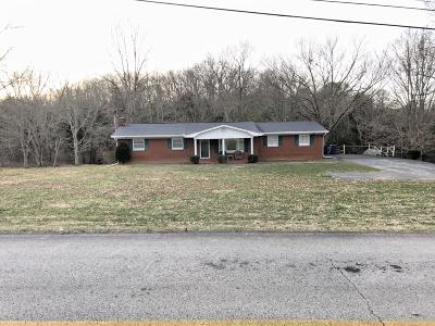 Somerset Single Family Home Active Under Contract: 2778 Cedar Grove Road