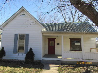 Somerset Single Family Home For Sale: 311 N Maple Street