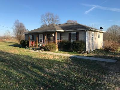 Nancy Single Family Home For Sale: 810 Hominy Hill Road